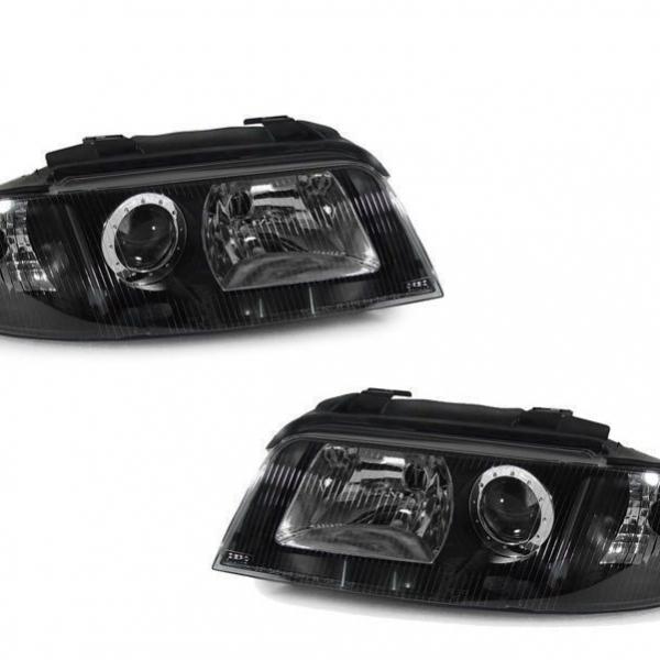 Audi-A4-B5-LimAvant-99-00-Faróis-Origem-Preto-2
