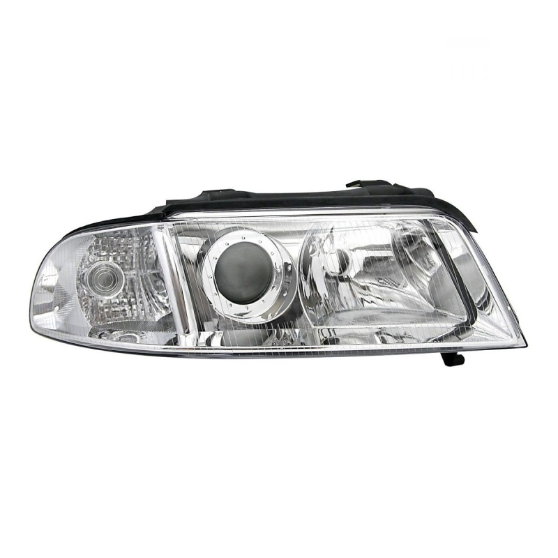 Audi-A4-B5-LimAvant-99-00-Farol-Direito-tipo-Origem-Cromado-2-1