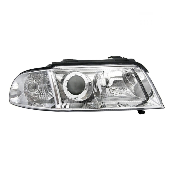 Audi-A4-B5-LimAvant-99-00-Farol-Direito-tipo-Origem-Cromado-2