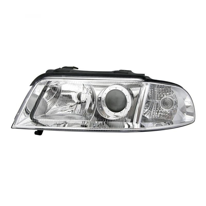 Audi-A4-B5-LimAvant-99-00-Farol-Esquerdo-tipo-Origem-Cromado-2-1