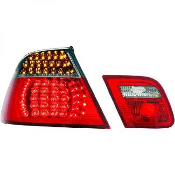 BMW-Serie-3-E46-Cabrio-99-03-–-Farolins-Cristal-Escurecidos-em-LED