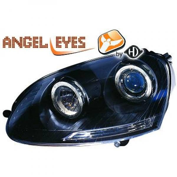 Volkswagen-Golf-V-03-08-Faróis-Angel-Eyes-Preto-v.2