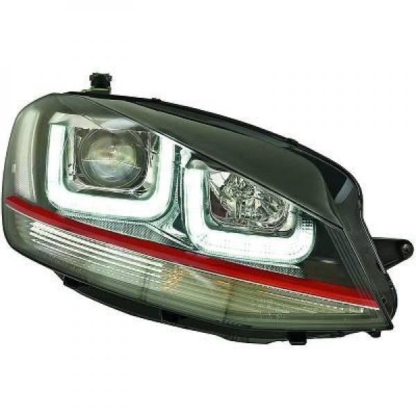 Volkswagen-Golf-VII-Variant-12-17-Faróis-Angel-Eyes-Vermelho