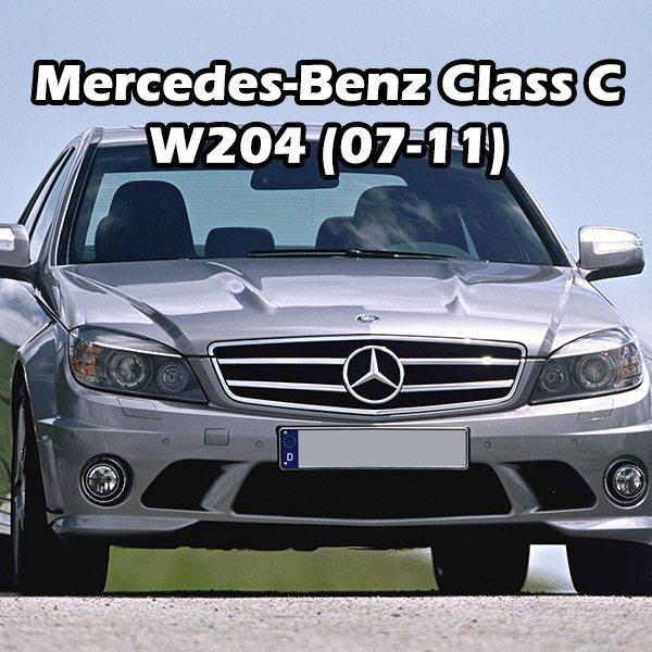 Mercedes-Benz Class C W204 (07-11)
