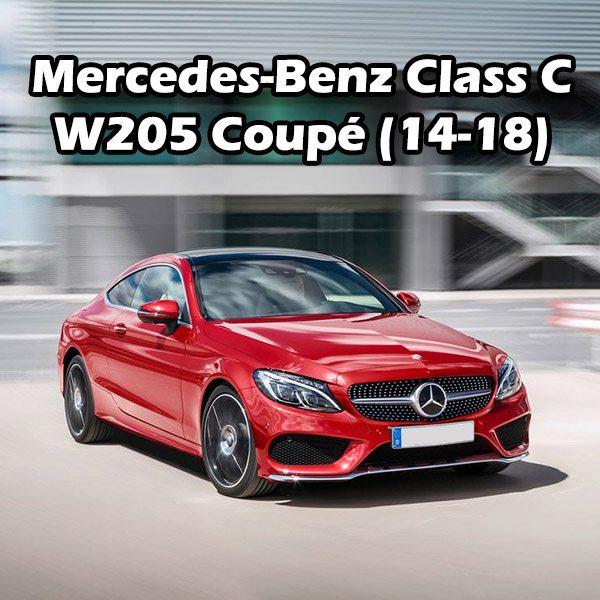 Mercedes-Benz Class C W205 Coupé (14->>)