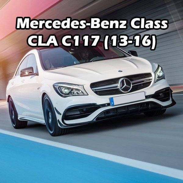 Mercedes-Benz Class CLA C117 (13-16)
