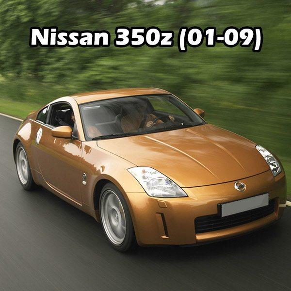 Nissan 350z (01-09)