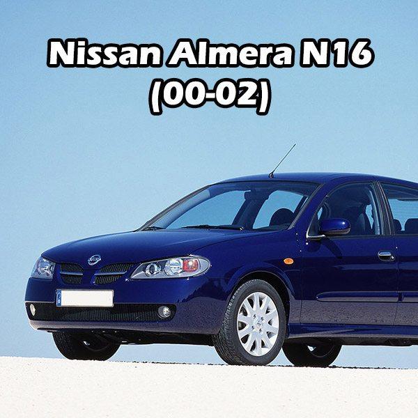 Nissan Almera N16 (00-02)