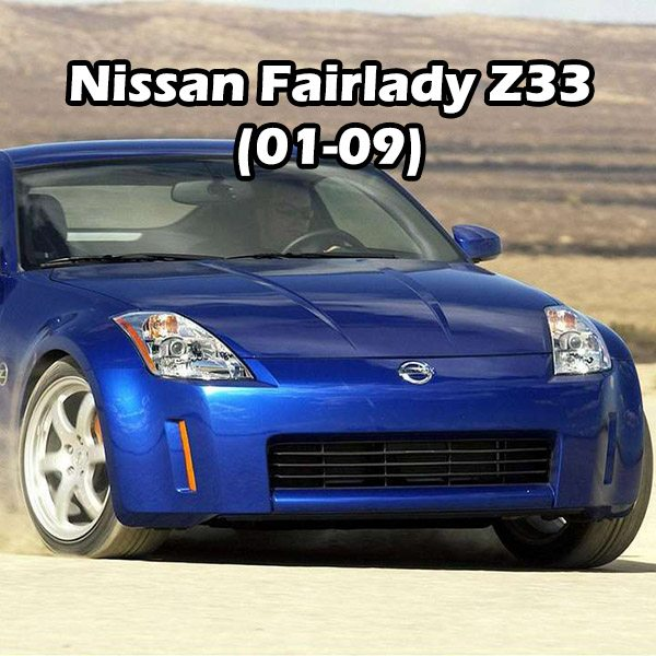 Nissan Fairlady Z33 (01-09)