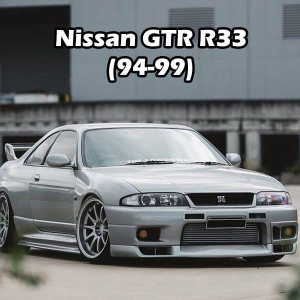 Nissan GTR R33 (94-99)