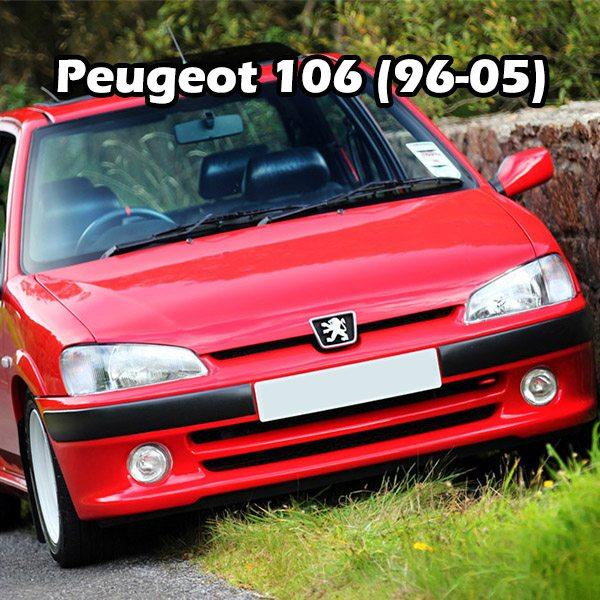 Peugeot 106 (96-05)