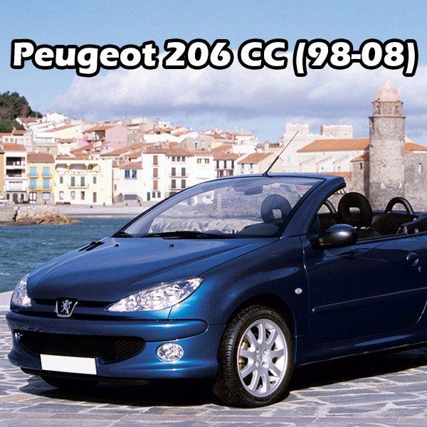 Peugeot 206 CC (98-08)