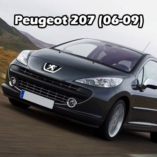 Peugeot 207 (06-09)