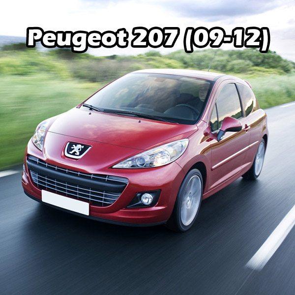 Peugeot 207 (09-12)