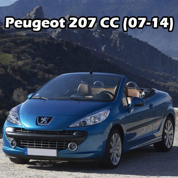 Peugeot 207 CC (07-14)