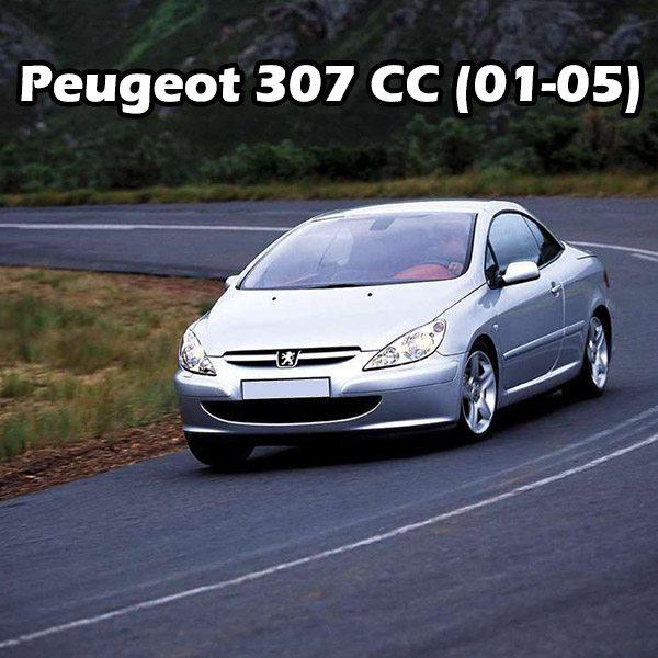 Peugeot 307 CC (01-05)