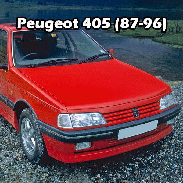 Peugeot 405 (87-96)