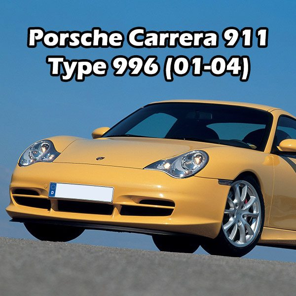 Porsche Carrera 911 Type 996 (01-04)