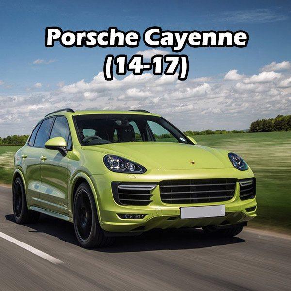 Porsche Cayenne (14-17)