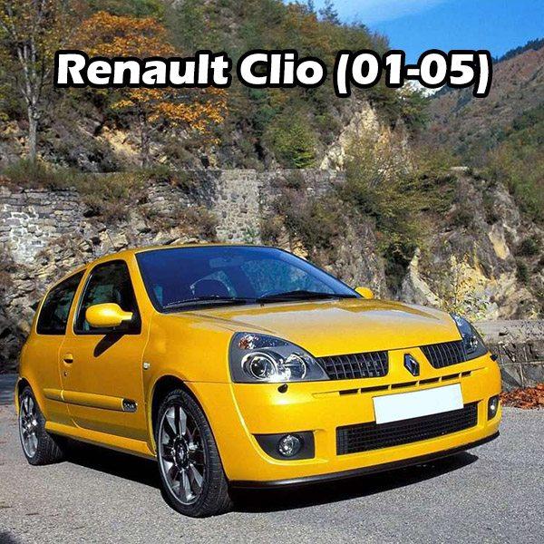 Renault Clio (01-05)