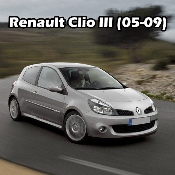 Renault Clio III (05-09)