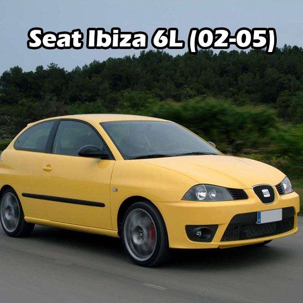 Seat Ibiza 6L (02-05)