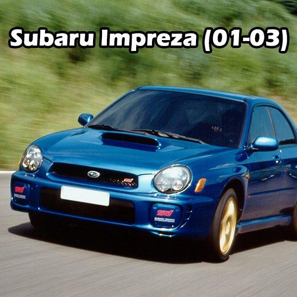 Subaru Impreza (01-03)