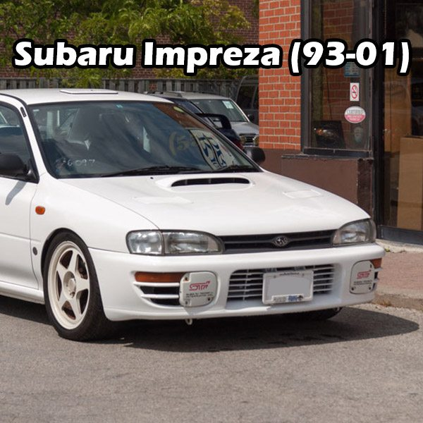 Subaru Impreza (93-01)