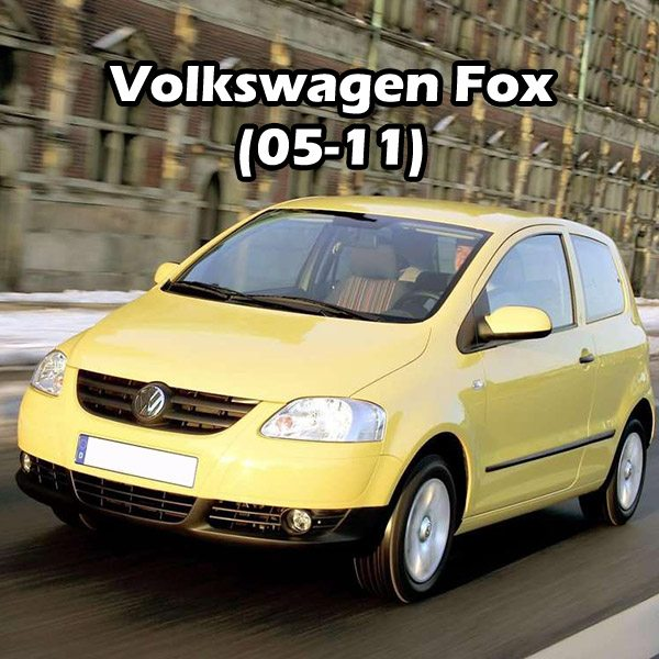 Volkswagen Fox (05-11)