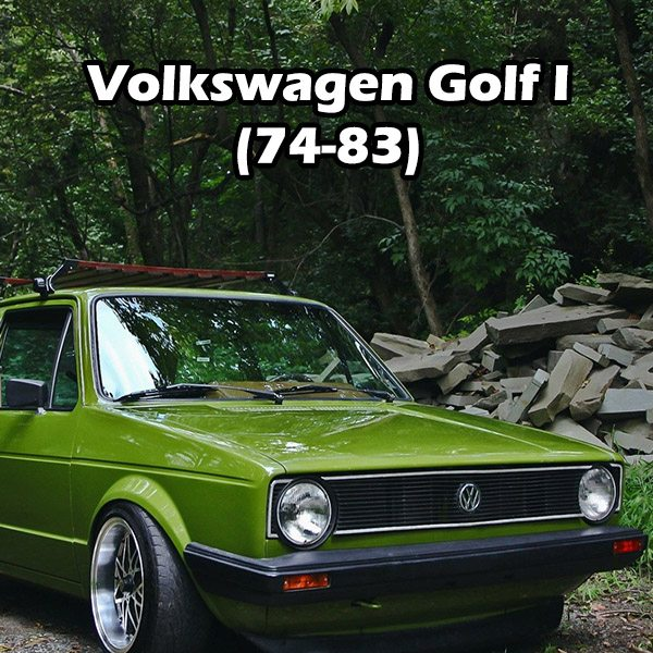 Volkswagen Golf I (74-83)