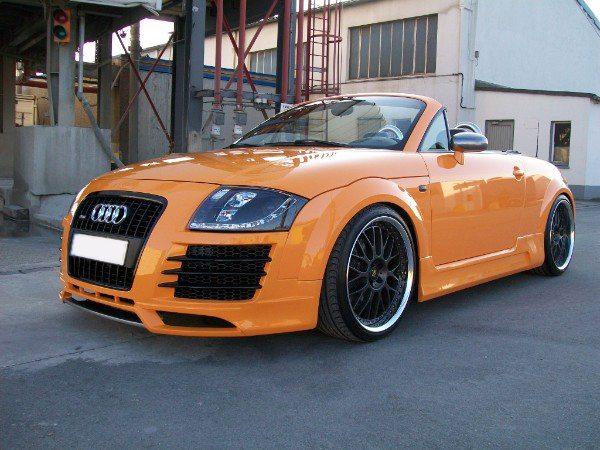 Audi-TT-8N-Cabrio-98-05-Para-choques-Frente-look-R8