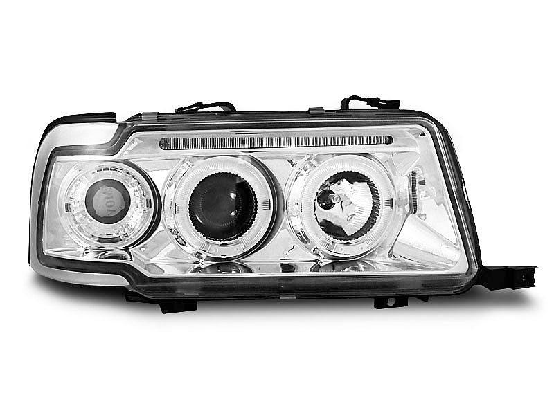 Audi-80-91-94-Faróis-Angel-Eyes-Fundo-Cromado-1