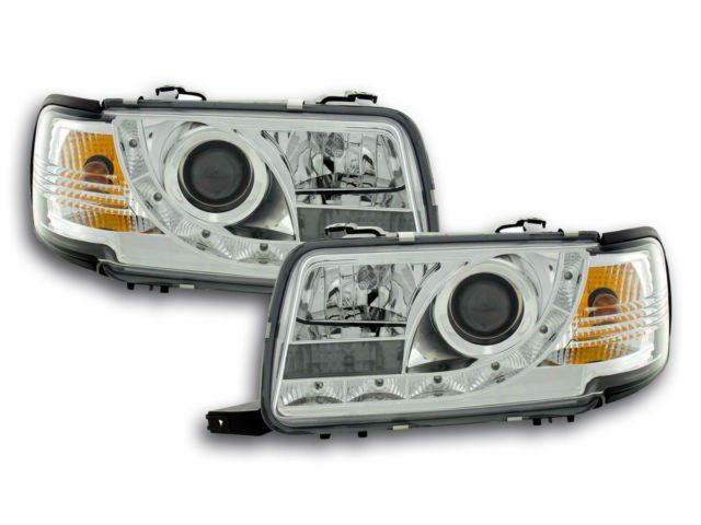 Audi-80-91-94-Faróis-Dayline-Fundo-Cromado-2