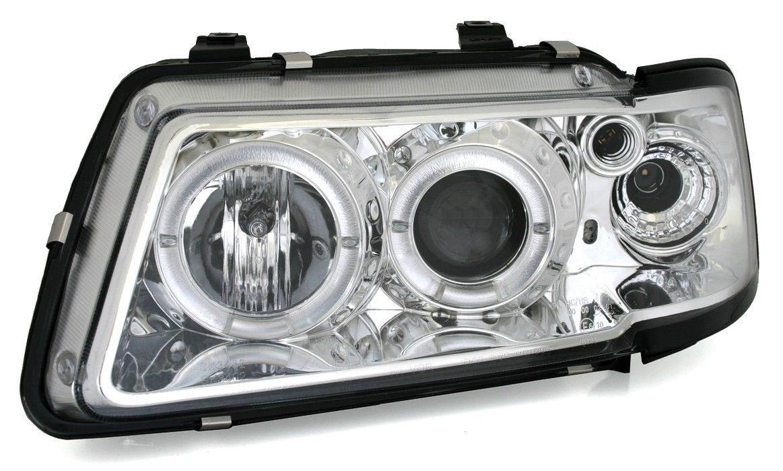 Audi-A3-8L-96-00-Faróis-Angel-Eyes-Fundo-Cromado-2