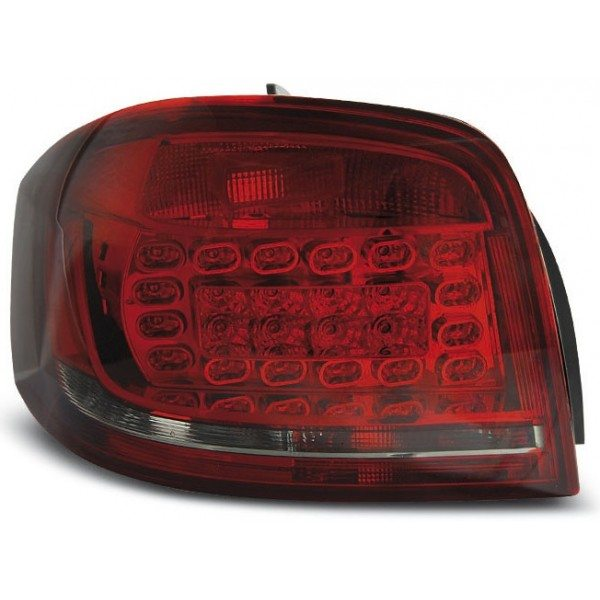 Audi-A3-8P3-08-12-Farolins-Escurecidos-Cristal-LED-2