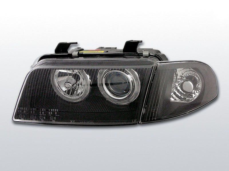 Audi-A4-B5-LimAvant-96-00-Faróis-Angel-Eyes-cpisca-separado-1