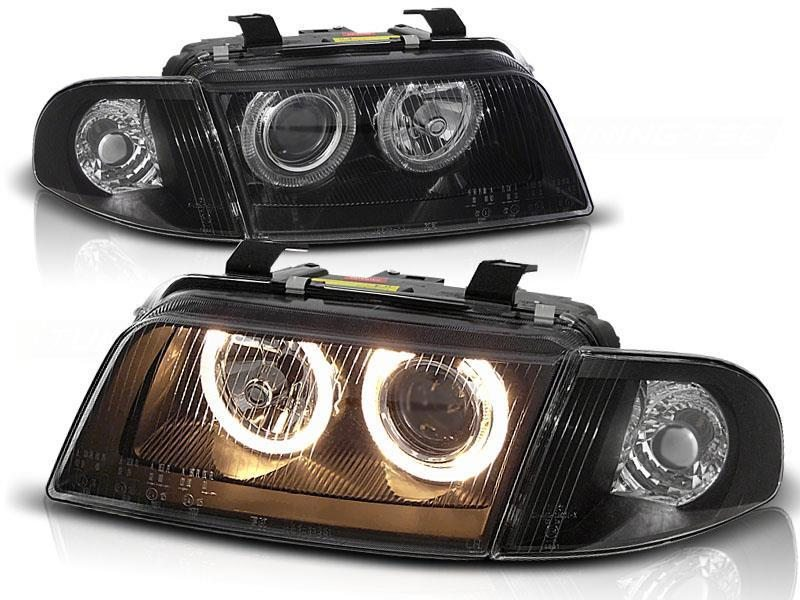 Audi-A4-B5-LimAvant-96-00-Faróis-Angel-Eyes-cpisca-separado-2