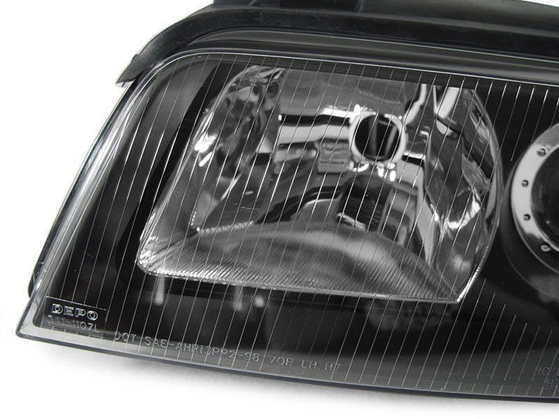 Audi-A4-B5-LimAvant-99-00-Faróis-Origem-Preto-1