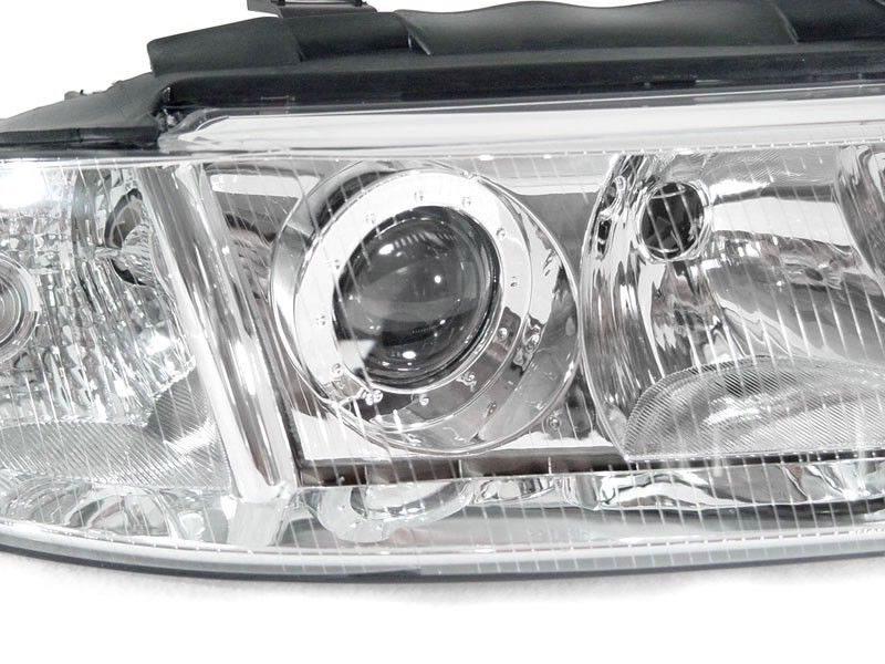 Audi-A4-B5-LimAvant-99-00-Farol-Direito-tipo-Origem-Cromado-4