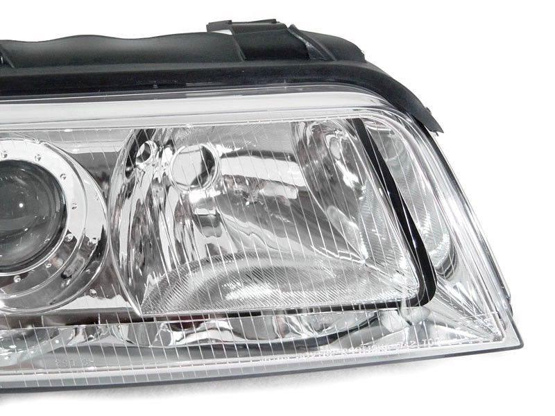 Audi-A4-B5-LimAvant-99-00-Farol-Direito-tipo-Origem-Cromado-5