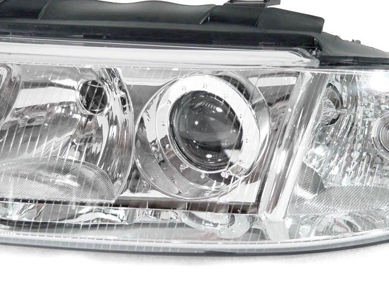 Audi-A4-B5-LimAvant-99-00-Farol-Esquerdo-tipo-Origem-Cromado-4