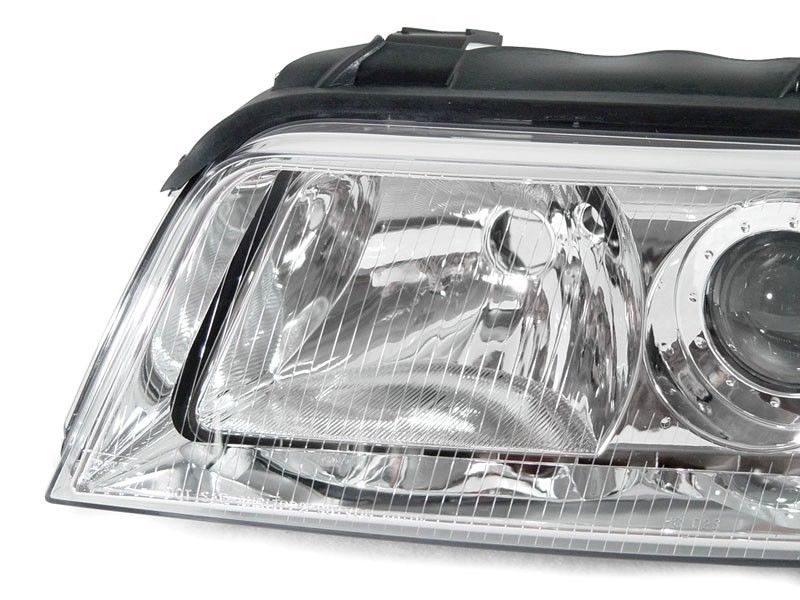 Audi-A4-B5-LimAvant-99-00-Farol-Esquerdo-tipo-Origem-Cromado-5