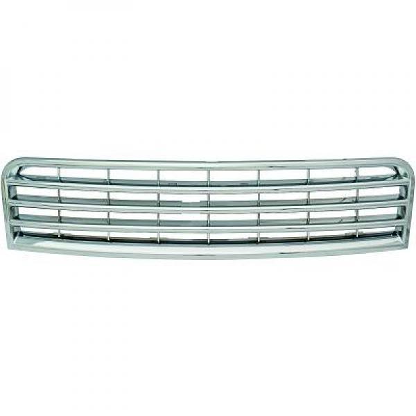 Audi-A4-B6-LimAvant-00-04-Grelha-sem-símbolo-Cromada