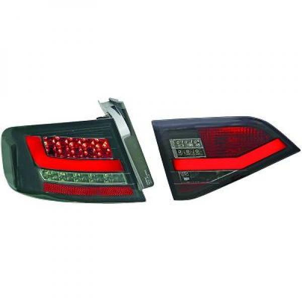 Audi-A4-B8-LimAvant-07-11-Farolins-Cristal-Escurecidos-em-LED