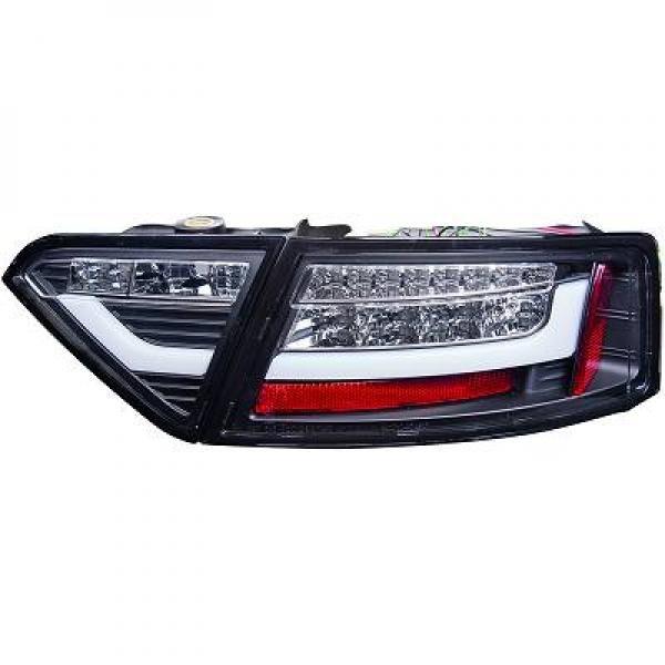 Audi-A5-07-12-Farolins-Cristal-Fundo-Preto-em-LED