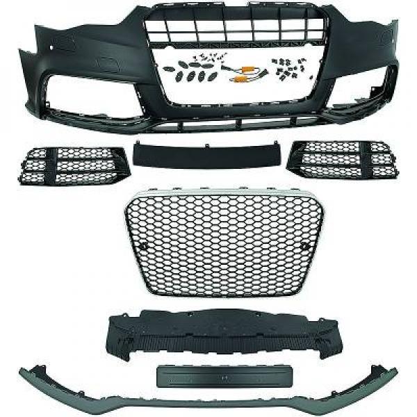Audi-A5-12-16-Para-choques-RS5-para-sensores-PDC