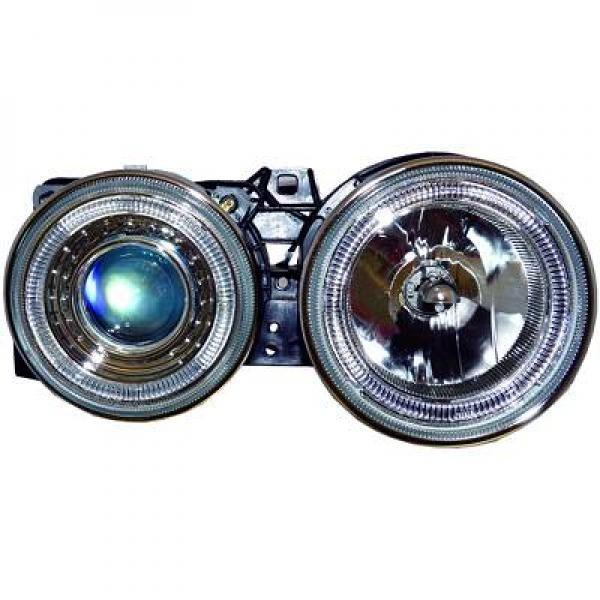 BMW-Serie-3-E30-82-87-Faróis-Angel-Eyes