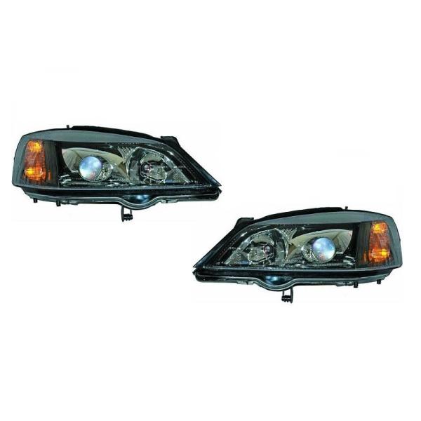 Opel-Astra-G-97-04-Faróis-Xénon-Preto