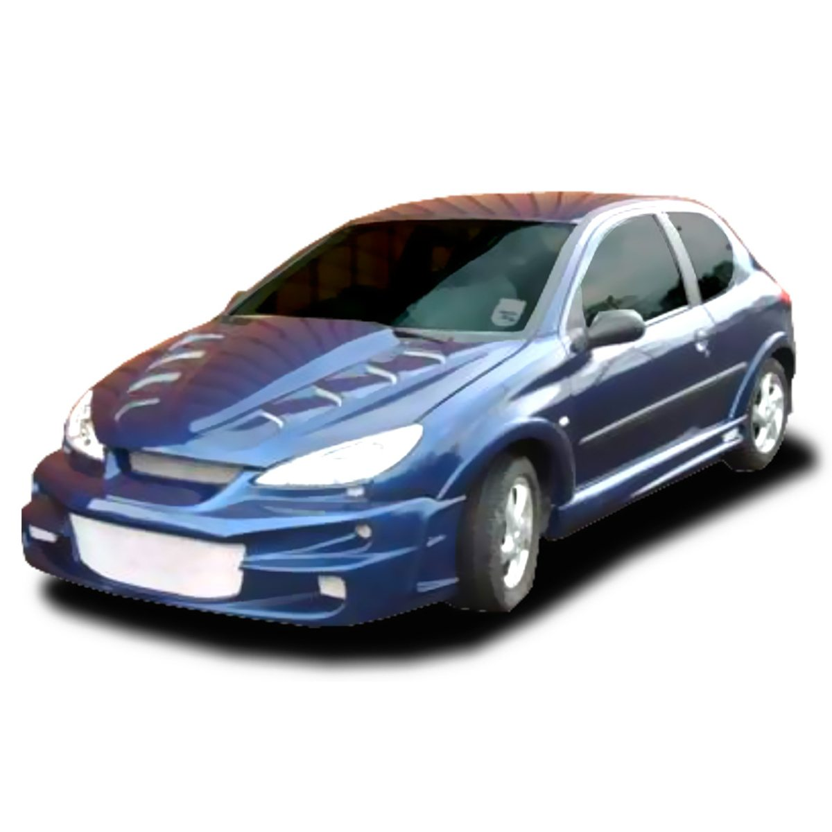 Peugeot-206-98-08-Kit-Abas-BadBoy