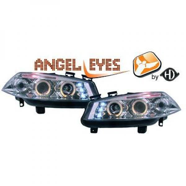 Renault-Mégane-II-02-05-Faróis-Angel-Eyes-Cromados
